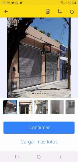 Alquilo local en Pilar centro