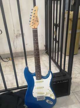 Vendo guitarra eléctrica perfecto estado