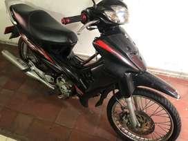 Vendo moto suzuki best 125 en excelentes condiciones