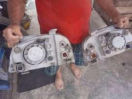 Farolas o unidades para Hyundai santro