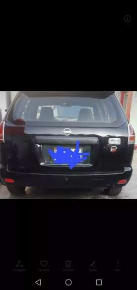 Se vende station wagon Nissan AD del 2006