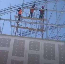 Albañeleria Gasfiteria Electricidad Pintura Drywall y Estruc. Metalica