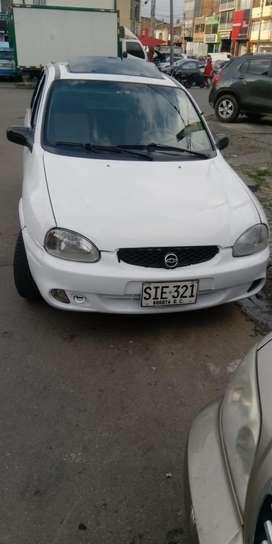 Chevrolet taxi blanco 2002