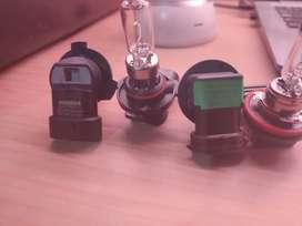 Bombillas originales H11 y B3