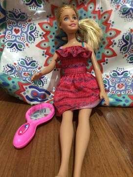 Barbie playera
