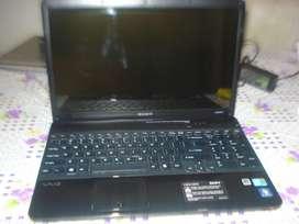 Notebook Sony Vaio Pcg71318l Procesador I3 No Prende.leer