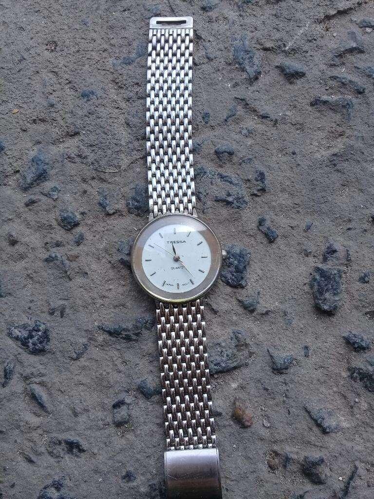 Reloj Tressa Quartz Dama 0