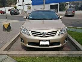 Toyota corolla 2012 automatico