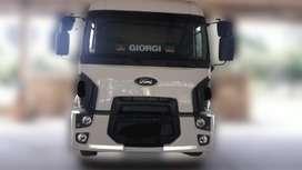 VENDO FORD CARGO 1723 4X2 TRACTOR CD MT 37  C/CABINA DORMITORIO  0 KM