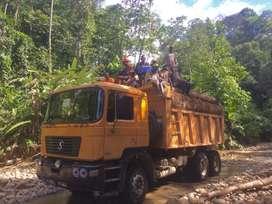 Volqueta Mula Shacman año 2009