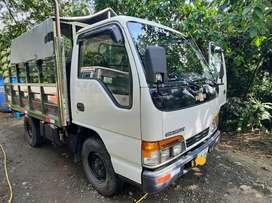 Se vende poderoso camion chevrolet isuzu nhr