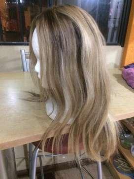 Peluca (pelo natural)