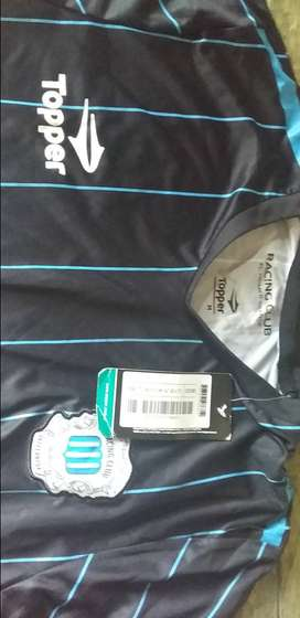 Camiseta original de racing topper