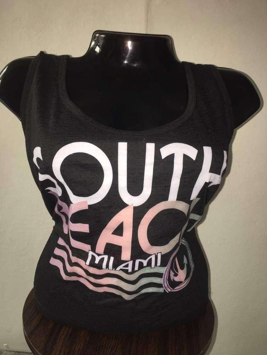 vendo camisa south beach