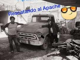 clásico Chevrolet Apache