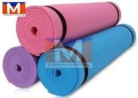 Alfombra De Yoga Mat Multiples Ejercicios Gimnasio 3mm