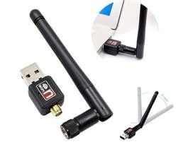 Antena Wifi USB 300 Mbps / Adaptador USB Wifi