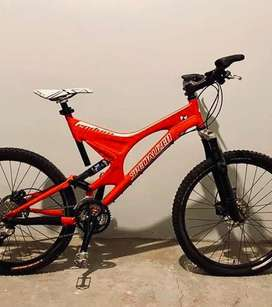 Bicicleta para downhill Specialized Enduro fsr Comp