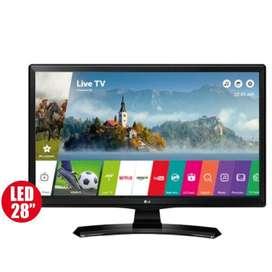 """TV 28"""" MARCA LG CON SMART TV Y CON TDT INCLUIDO"""