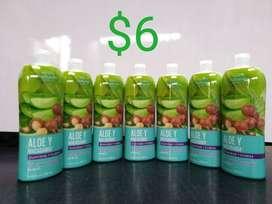 Shampoo Aloe y Macadamia 2 en 1 750ml