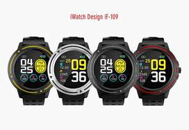 Reloj Smartwatch iWatch Sport Design iF-109 CC Monterrey local sotano 5