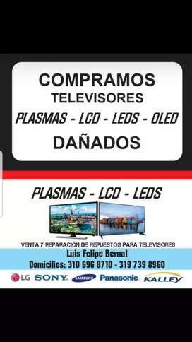REPARACIÓN DE TELEVISORES SMART TV, PLASMAS, LED, LCD, 4K A DOMICILIO
