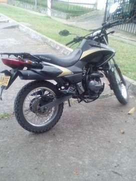 Moto Keeway Tx200
