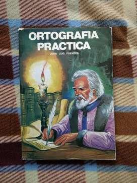 Libro Ortografía Práctica