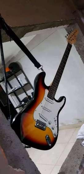 Guitarra electrica pir (accesorios fender)