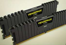 Memoria Ram Corsair Vengeance Lpx, 16gb Kit (2 X 8gb), Ddr4 3200