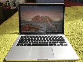 Macbook Pro Retina 2015 A1502 Core I5 Ssd 128 Gb 8gb RAM