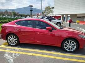 Mazda 3 Grand Touring modelo 2015 Como El mejor de la plaza crédito para todos A.T.C.