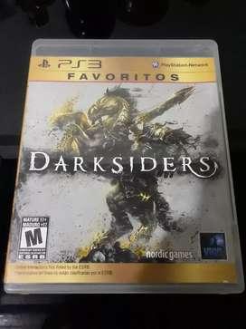 Vendo juego Darksiders ps3