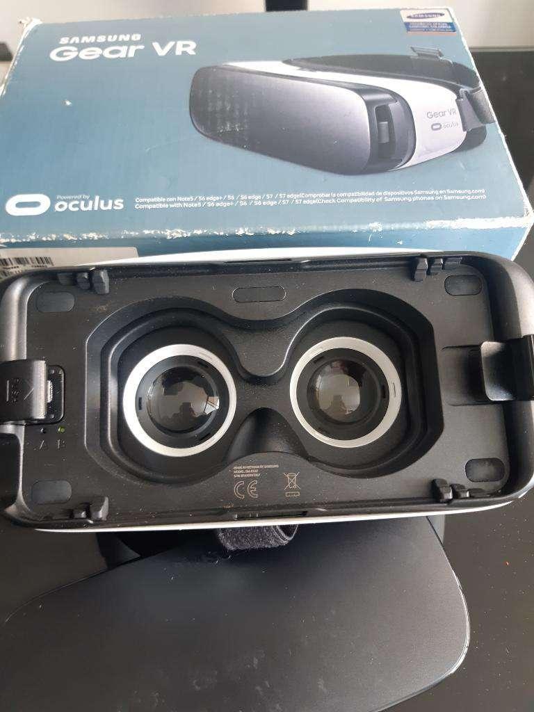 Gafas de Realidad Virtual Samsunggearvr 0