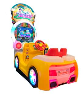 Venta Simulador de Carro Infantil FANCY RACING