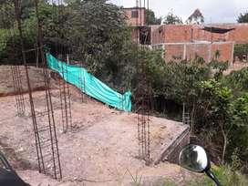 Hermoso tote para costruir mesa de ruitoque vereda altos de Guatyguar