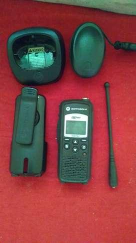 Radio Motorola , Dtr620 de segunda estado funcional 9 de 10