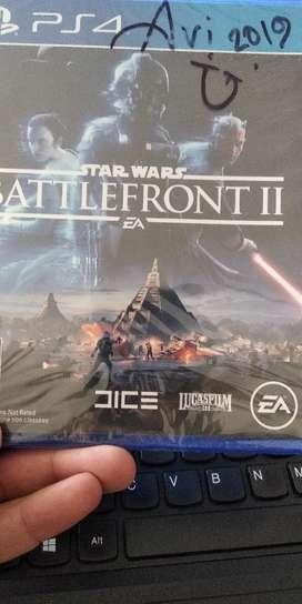 Juego Ps4 Star Wars