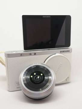 Camara Samsung NX Mini smart