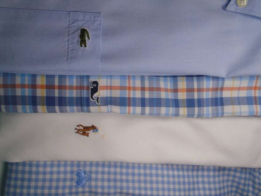 Camisas Polo Ralph Lauren y Brooks Brothers 0
