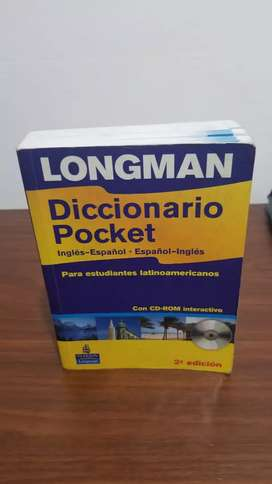 Diccionario Longman Español - Inglés