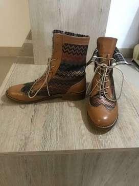 Zapatos usados dama