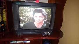 Tv de 21 pulgadas en perfecto estado con su control