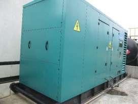 PLANTA ELECTRICA CAP. ALTA TENSION 750 kVA
