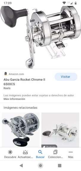 Vendo abu García Rocket original