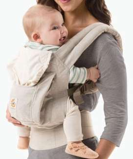 Cargador Ergobaby para bebes con adaptador(negociable)
