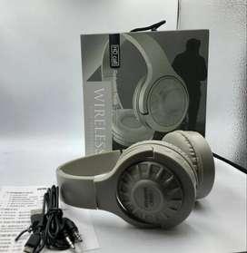 audifonos recargables bluetooch ,micro sd,microfono