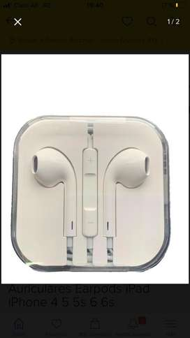 Auriculares original para Iphone 4, 5, 6, 7.