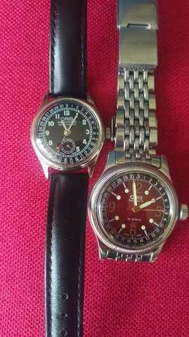 Reloj Oris pointer big crown