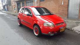 CHEVROLET AVEO GT 2006